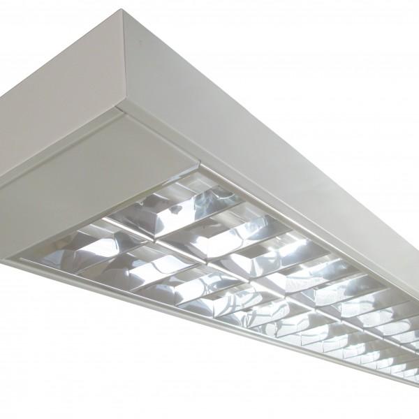 Luminarias Fluorescente - Sobrepor