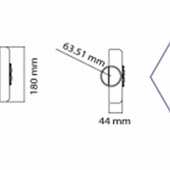 Luminaria Publica de Led COD TLEX 9506 - 59W