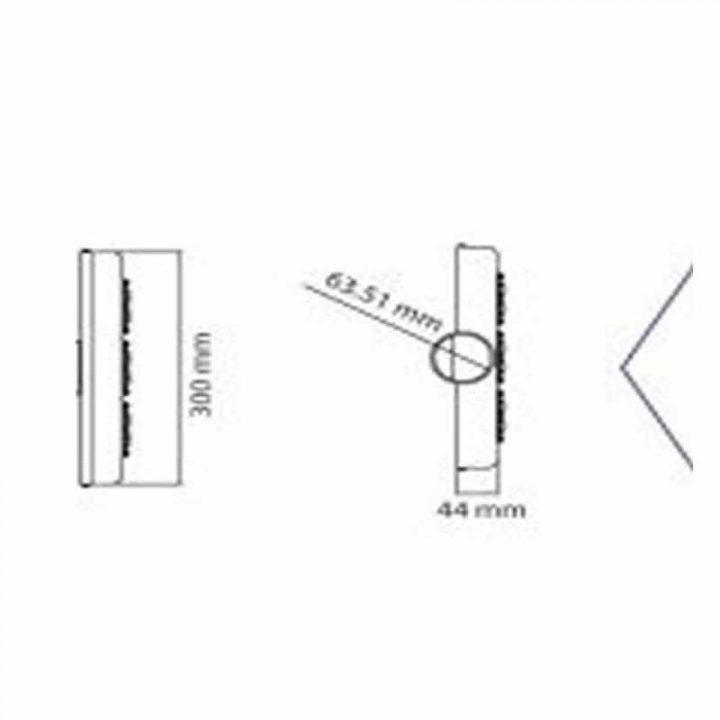 Luminária Pública de Led COD TLEX 9900/174W